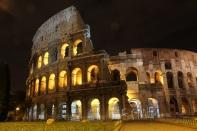 ROME Lightpainting