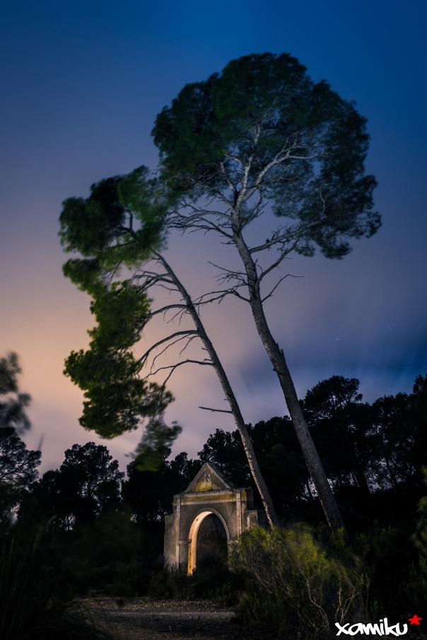 Nocturna Fuente de la Cogolla - 230213 #2