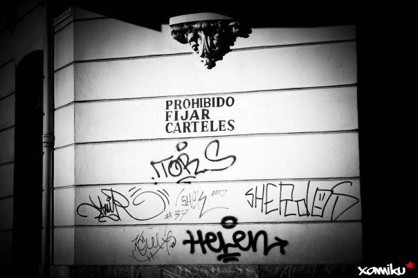 033/365 - Graffiti provocador