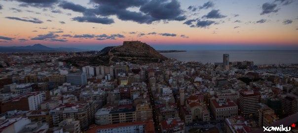 044/365 - Desde lo alto de Alicante