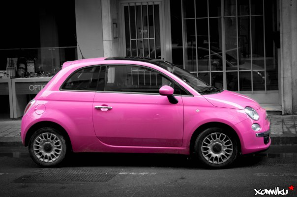 066/365 - Barbie's real car