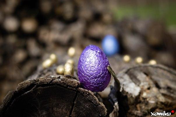 091/365 - Los huevos de Pascua