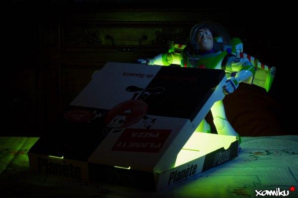 100/365 - Buzz @Planète Pizza