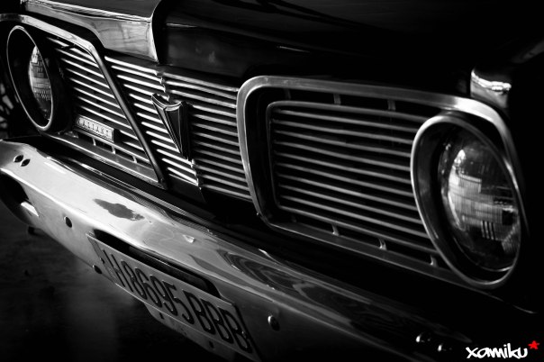 122/365 - Plymouth Valiant '65
