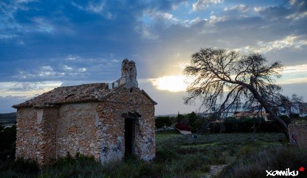 134/365 - La ermita de la colina