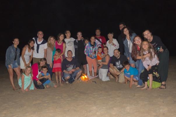 Foto Grupo noche de San Juan 23-06-2013