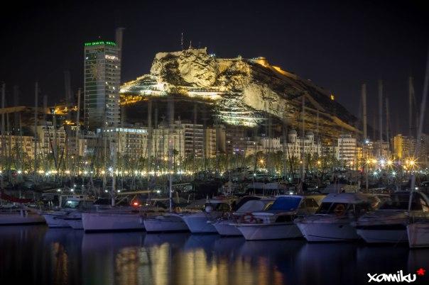 154/365 - El puerto de Alicante