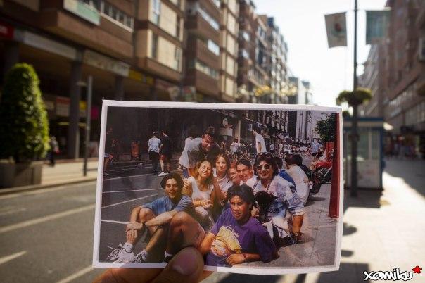 157/365 - Dear Photograph | Streetball '99