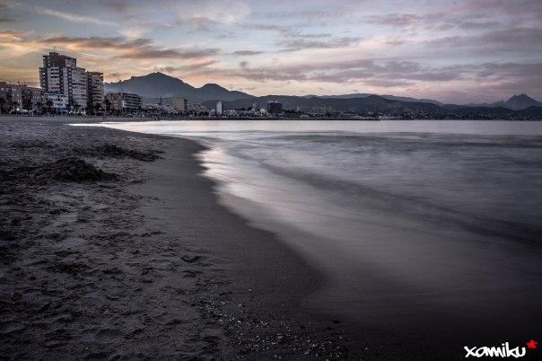 162/365 - En la orilla del mar