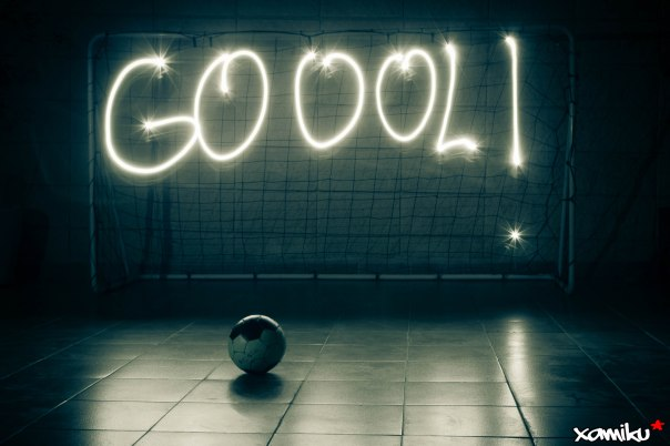 Proyecto 365 - 180 - GOOOL!