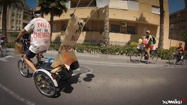 Proyecto 365 - 208 - I Vuelta en bici anticrematorio