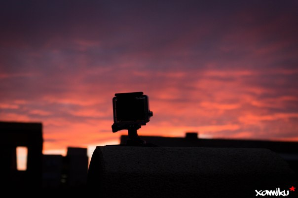 Proyecto 365 - 209 - Timelapsing with GoPro