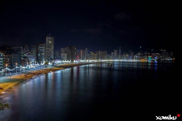 Proyecto 365 - 217 - Benidorm Skyline