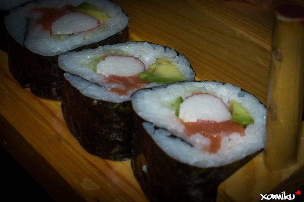 Proyecto 365 - 235 - Sushi Time