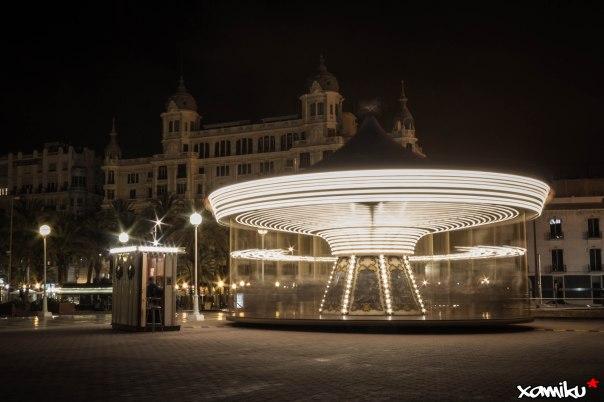 Proyecto 365 - 248 - El Carrusel