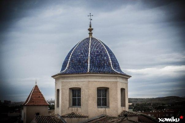 Proyecto 365 - 250 - Monasterio de la Santa Faz