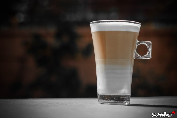 Proyecto 365 - 273 - A Relaxing cup of Capuccino