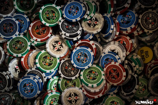 Proyecto 365 - 276 - Poker Chips