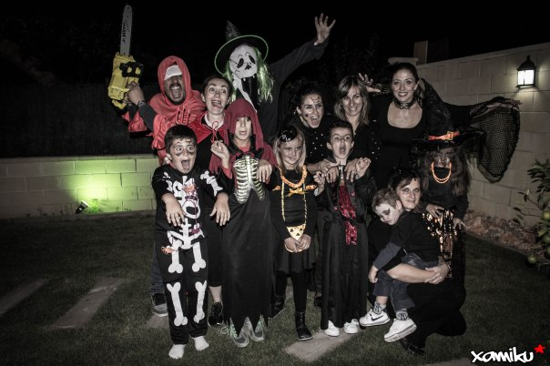 Proyecto 365 - 302 - Halloween night fever