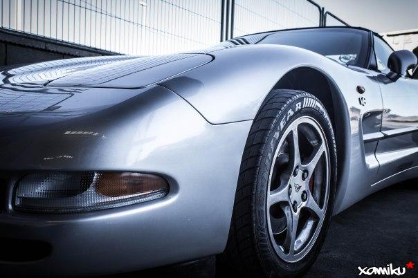 Proyecto 365 - 309 - Chevrolet Corvette V8