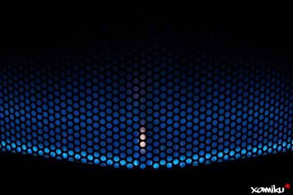 Proyecto 365 - 319 - Llama azul