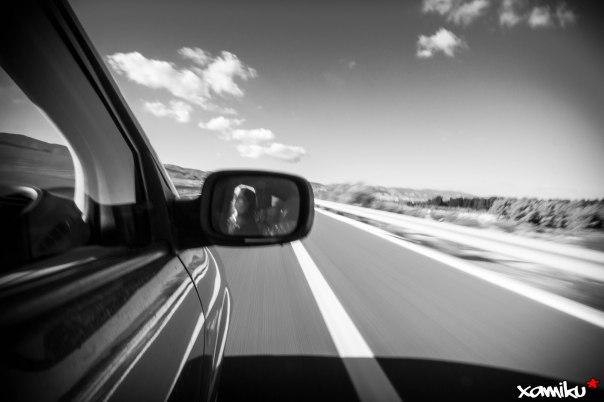 Proyecto 365 - 331 - En route