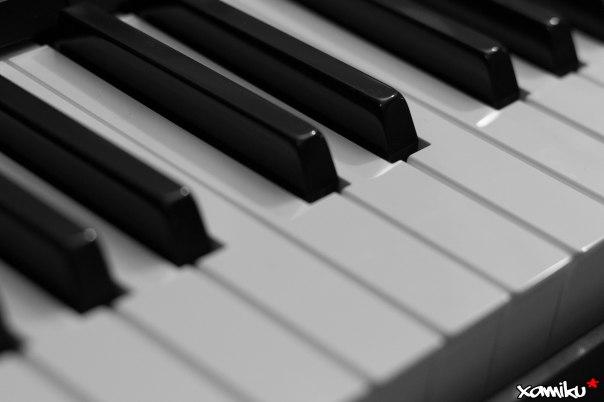 Proyecto 365 - 340 - El Piano