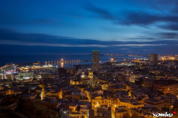 Proyecto 365 - 343 - Alicante desde la Ereta