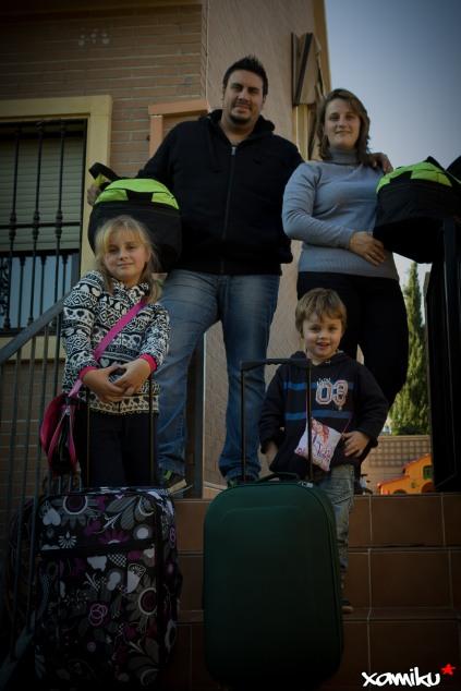 Proyecto 365 - 352 - Nos vamos de vacaciones