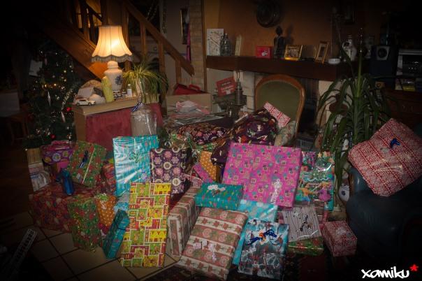 Proyecto 365 - 358 - Lluvia de regalos