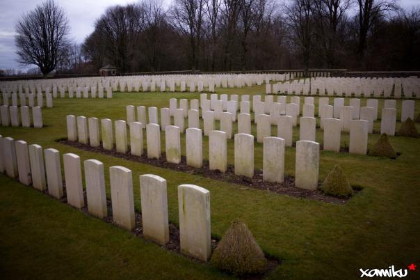 Proyecto 365 - 364 - La memoria de los caídos